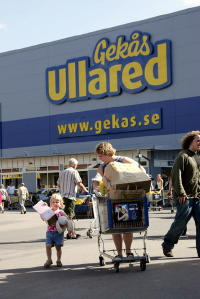 Gekås in Ullared