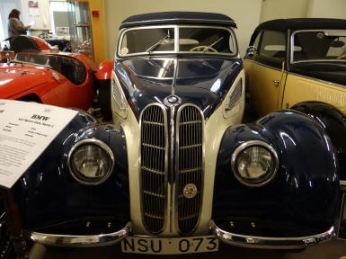Automuseum im Schloss Sparreholm