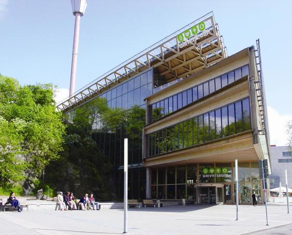 Universeum in G?teborg - Schwedentipps.se